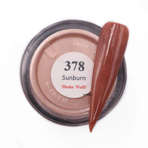 GLAM AND GLITS COLOR POP ACRYLIC - CPA378 SUNBURN
